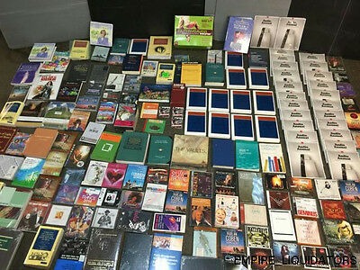 Pallet : 396 Assorted Hard & Soft Cover Books, DVD's, Audio Books - NO FREE SHIP