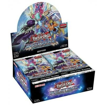 Yu-Gi-Oh! TCG Duelist Pack Dimensional Guardians Booster Box (36 Packs) - Bra...