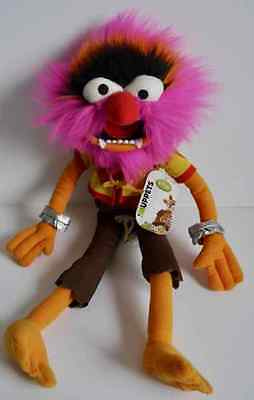 Fantastic The Muppet Show 'animal' Plush Figure (The Disney Store) Drummer *new*
