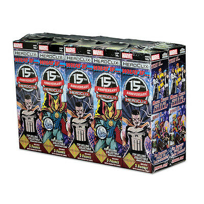 Heroclix 15th Anniversary What If... Booster Brick