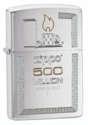 Zippo Choice Replica Edition, 500 Millionth Lighter Windproof Lighter 28412