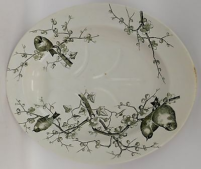 Late 19th/Early 20th Century GEORGE JONES & SONS MEAT SERVING PLATTER  - B13