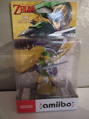amiibo The Legend of Zelda Link Skyward Sword - NEU & OVP