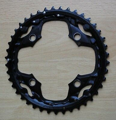 Shimano Deore XT BRAND NEW Chainring 104MM bcd SGX 42T Bargain Chain Ring