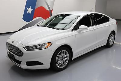 2014 Ford Fusion  2014 FORD FUSION SE ECOBOOST CRUISE CTRL CD AUDIO 25K #377068 Texas Direct Auto