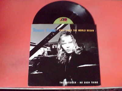"""TOMMY SHAW Ever Since The World Began UK 12"""" Vinyl 45! Styx"""