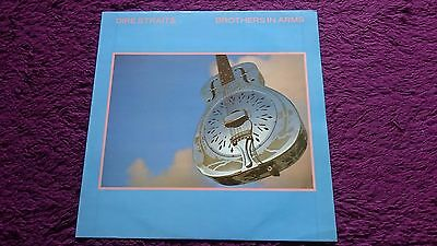 Dire Straits – Brothers In Arms ,  Vinyl, LP, 1985 , Spain , 824 499-1
