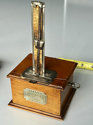 MID-19th CENTURY ANTIQUE MAELZEL METRONOME--works