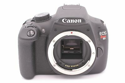 Canon EOS Rebel T5 18.0 MP Digital SLR Camera (Body Only) Shutter Count: 52
