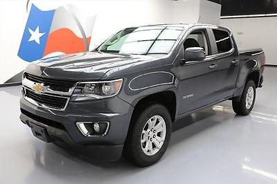 2015 Chevrolet Colorado  2015 CHEVY COLORADO LT CREW REAR CAM TONNEAU COVER 16K #275335 Texas Direct Auto