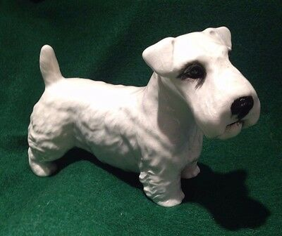 Vintage Beswick Sealyham Terrier Dog - NOT Forestedge Foxglove !!
