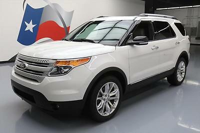 2015 Ford Explorer XLT Sport Utility 4-Door 2015 FORD EXPLORER XLT AWD PANO ROOF NAV LEATHER 67K MI #A39650 Texas Direct