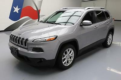 2015 Jeep Cherokee  2015 JEEP CHEROKEE LATITUDE BLUETOOTH REAR CAM 13K MI #531371 Texas Direct Auto