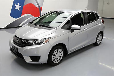 2016 Honda Fit LX Hatchback 4-Door 2016 HONDA FIT LX HATCHBACK CVT REARVIEW CAMERA  16K MI #016842 Texas Direct
