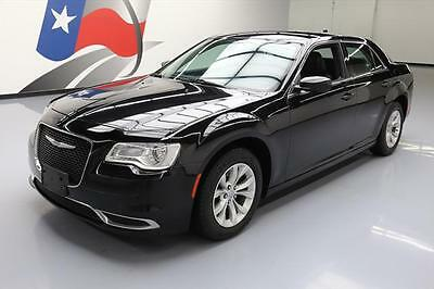 2015 Chrysler 300 Series  2015 CHRYSLER 300 LIMITED HTD LEATHER BLUETOOTH 19K MI #859352 Texas Direct Auto
