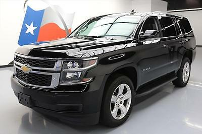 2016 Chevrolet Tahoe LT Sport Utility 4-Door 2016 CHEVY TAHOE LT HTD SEATS NAV REAR CAM 20'S 38K MI #107210 Texas Direct Auto