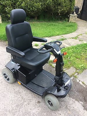 Pride HEAVY DUTY, 8 Mph, Class 3 Mobility Scooter.