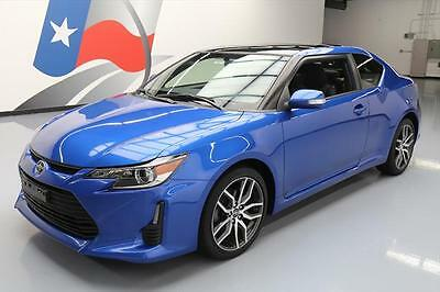 2014 Scion tC Base Coupe 2-Door 2014 SCION TC AUTOMATIC PANO SUNROOF ALLOY WHEELS 29K #083689 Texas Direct Auto