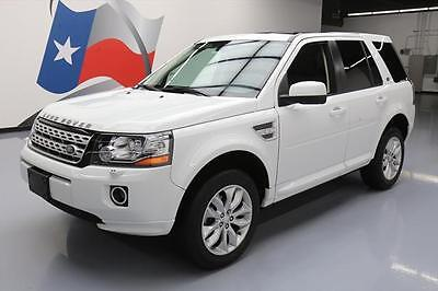 2014 Land Rover LR2  2014 LAND ROVER LR2 AWD PANO ROOF LEATHER BLUETOOTH 28K #408188 Texas Direct