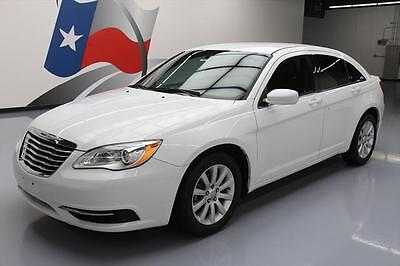 2013 Chrysler 200 Series  2013 CHRYSLER 200 SERIES TOURING CRUISE CTRL ALLOYS 66K #678150 Texas Direct