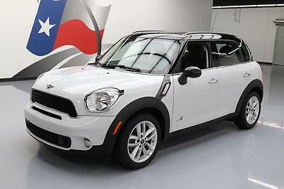 2014 Mini Countryman S ALL4 Hatchback 4-Door 2014 MINI COOPER S COUNTRYMAN ALL4 AWD HTD SEATS 29K MI #P36825 Texas Direct
