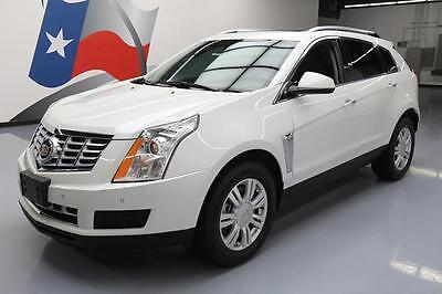 2013 Cadillac SRX Luxury Sport Utility 4-Door 2013 CADILLAC SRX LUX PANO ROOF HTD SEATS REAR CAM 60K #611313 Texas Direct Auto