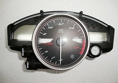 YAMAHA YZF R6 08-15 GAUGES GAUGE SPEEDO SPEEDOMETER CLUSTER Fast 2 Day Shipping