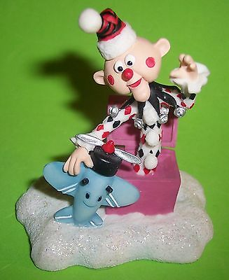 Vintage~Enesco~Rudolph And The Island Of Misfit Toys~Your Friend In A Box