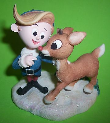 Vintage~Enesco~Rudolph And The Island Of Misfit Toys~Loveable Misfits