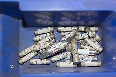 Assorted 6A Electrical Fuses approx 27 pieces amp