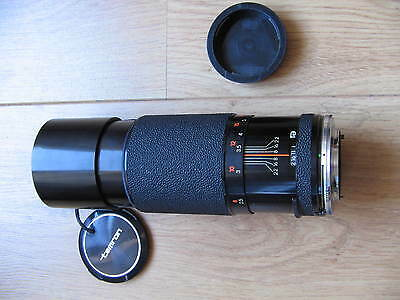 GENUINE TAMRON LENS BBAR MULTI C - 1:5.6 300 Mm