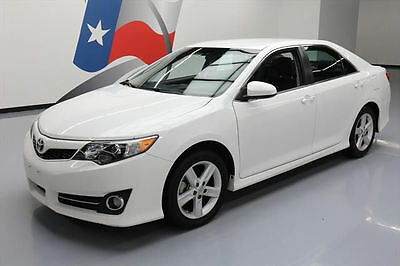 2014 Toyota Camry  2014 TOYOTA CAMRY SE AUTO BLUETOOTH REAR CAM ALLOYS 58K #380699 Texas Direct