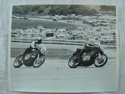 Vintage 1970s Photo Norton Racing Motorcycles 778