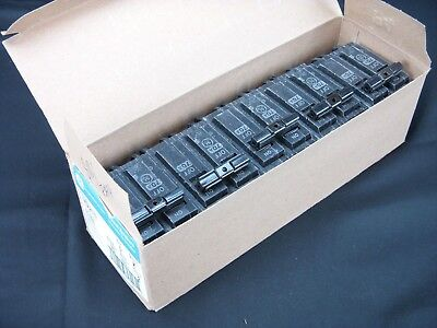 GE THQL2170 70 Amp 2 Pole 120/240VAC Circuit Breaker Box of 5