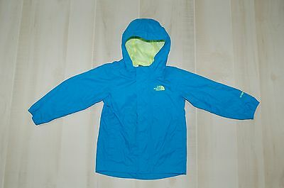 The North Face Hyvent Boy's Full Zip Raincoat Windbreaker Jacket - Toddler 3T