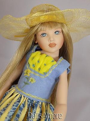 """Helen Kish 1997 New Summer Doll Outfit Fits 16"""" Dolls"""