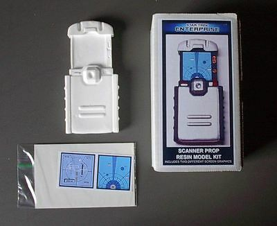 Star Trek 'Enterprise' Scanner Prop Model Kit
