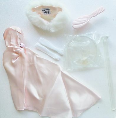 Barbie Vintage Reproduction Enchanted Evening Outfit Accessrs & Stand Beautiful