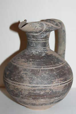 ANCIENT GREEK CYPRIOT WINE JUG c.400 BC