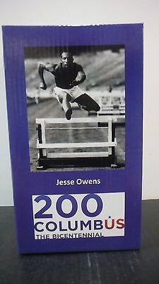 200 Columbus Bicentennial - Jesse Ownes  Bobblehead New In The Box