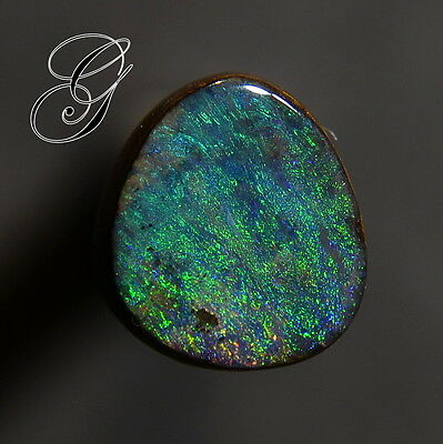 Nice Colors Australian Boulder Opal  * 2.53 ct**Opals by Grace**