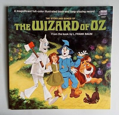 The Story And Songs Of The Wizard Of Oz - Vinyl LP US