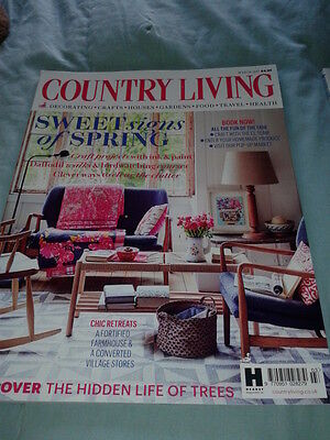 Country Living Magazine, March 2017