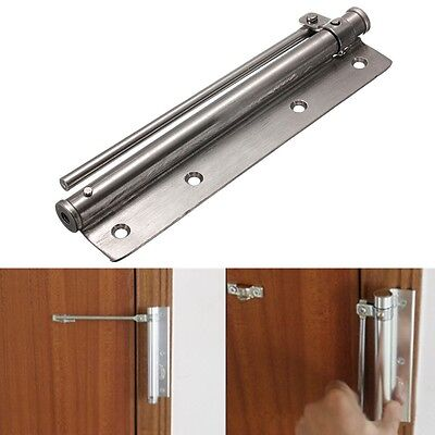 Adjustable Stainless Steel Auto Door Closer Closing Part Home Office Hotel Room