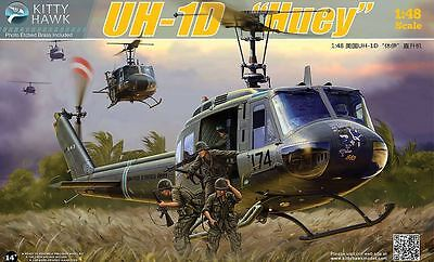 KITTY HAWK KH80154 UH-1D Huey