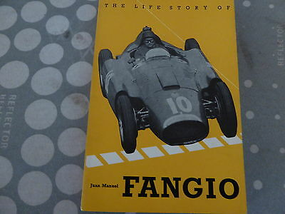 The Life Story of Juan Manuel Fangio World Champion  Alfa  Ferrari & Mercedes