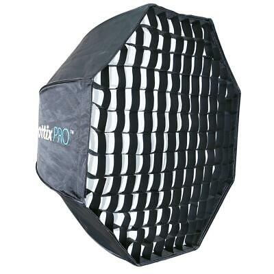 "Phottix Pro Easy Up HD Umbrella Octa Softbox with 80cm (31.5"") Grid #PH82484"