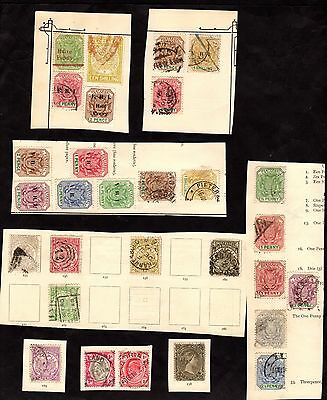 Stamps ~ TRANSVAAL ~ Early Unsorted