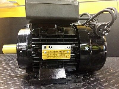 1.475HP 1.1kW 1400 RPM 240 Volt Electric Motor