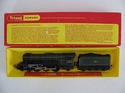 Hornby Triang R850 HO OO Scale A1 4-6-2 Pacific Flying Scotsman Parts/Restore